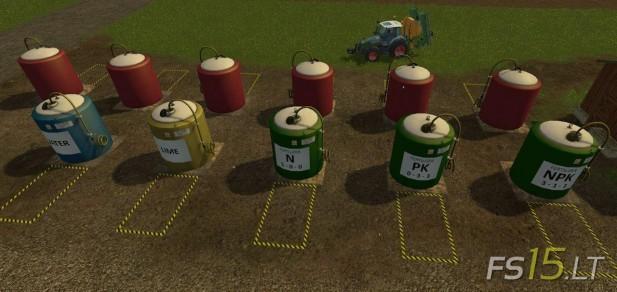 Soil Mod Tanks