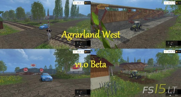 Agrarland West