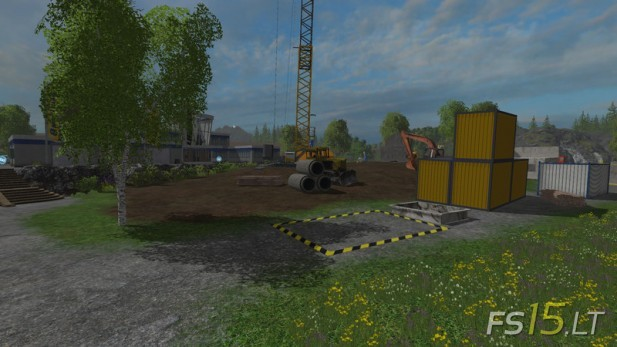 Bjornholm Mining and Construction Economy (2)