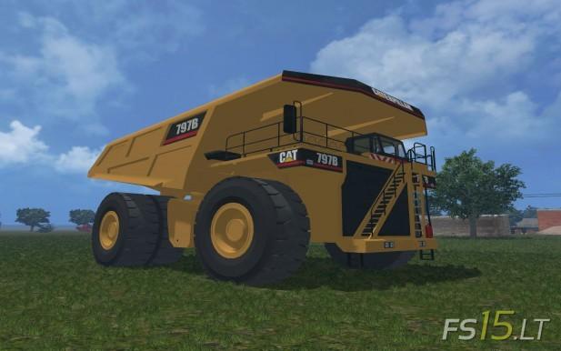 CAT 797B