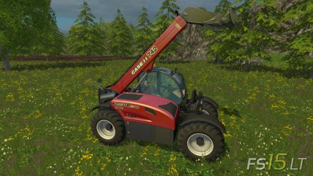 Case IH Farmlift 742 (1)