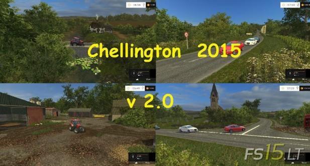 Chellington 2015