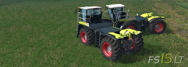 Claas Xerion 4000 Saddle Trac (2)