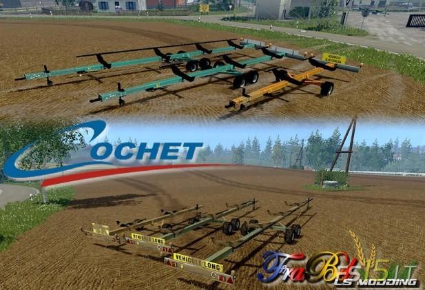 Cochet Cutter Trailers