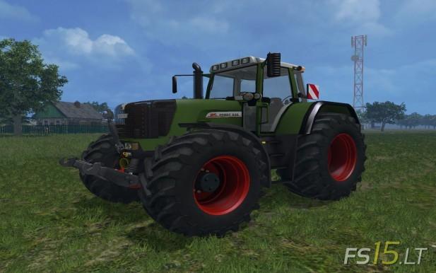 Fendt Vario 930 TMS