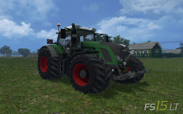 Fendt Vario 936 Fixed