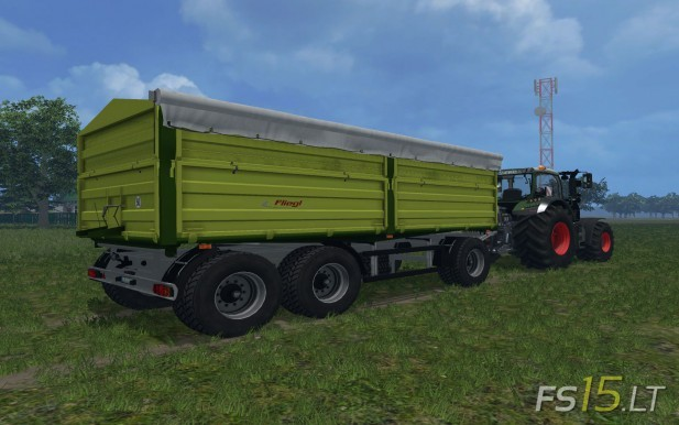 Fliegl DDK 240 7.80
