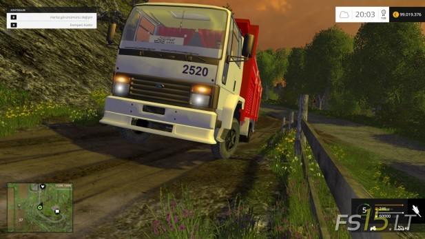 Ford Cargo 2520 (3)