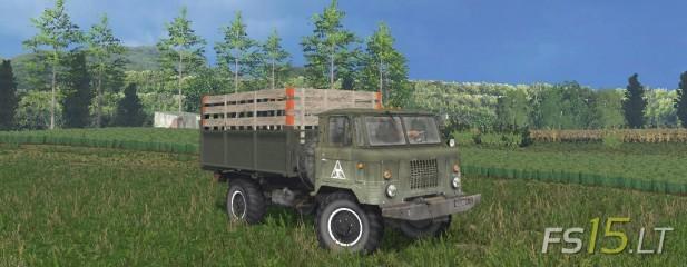 GAZ 66 4x4 (1)