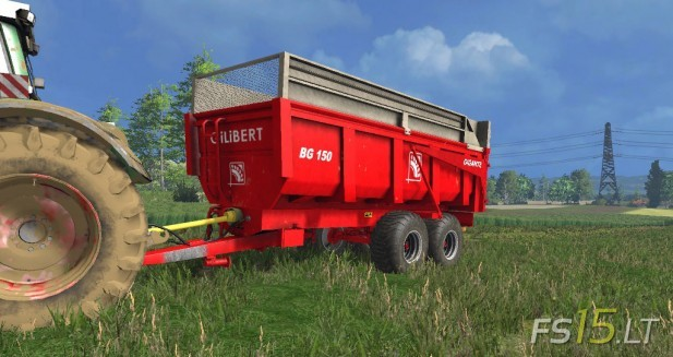 Gilibert BG 150 (1)