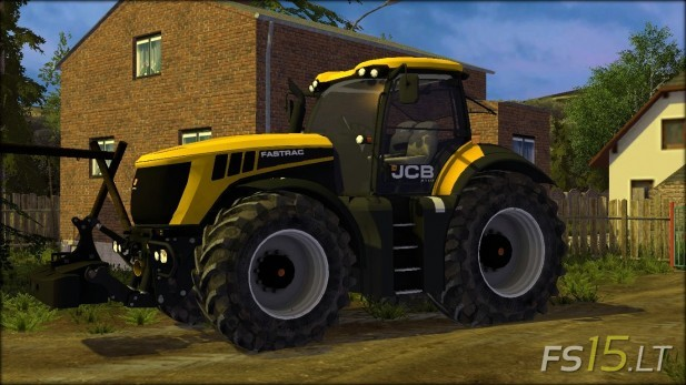 JCB Fasctrac 8310
