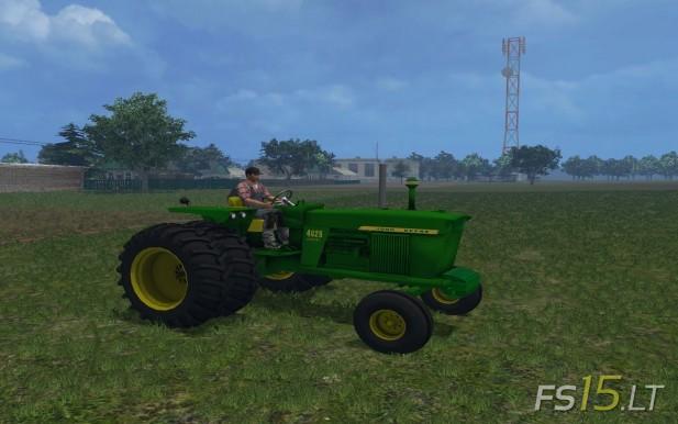 John Deere 4020 2WD
