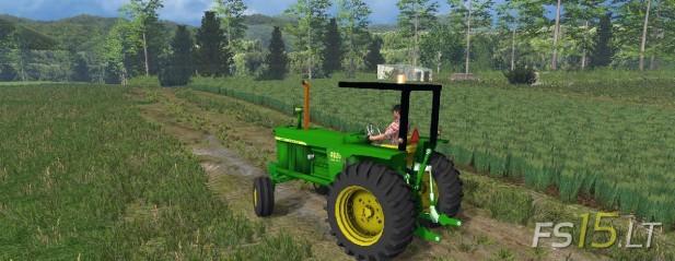 John Deere 4020 Diesel (2)