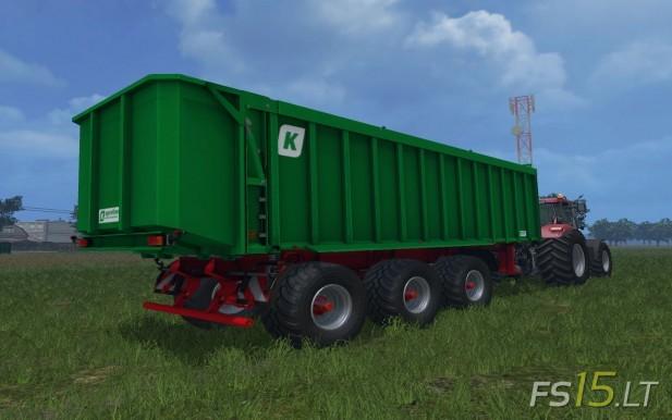 Kroeger Agroliner TAW 30