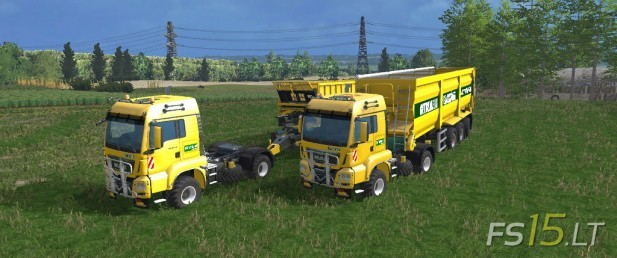 MAN AG Grain Transport Pack (1)