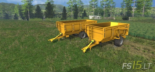 Maitre BMM Trailers Pack (1)