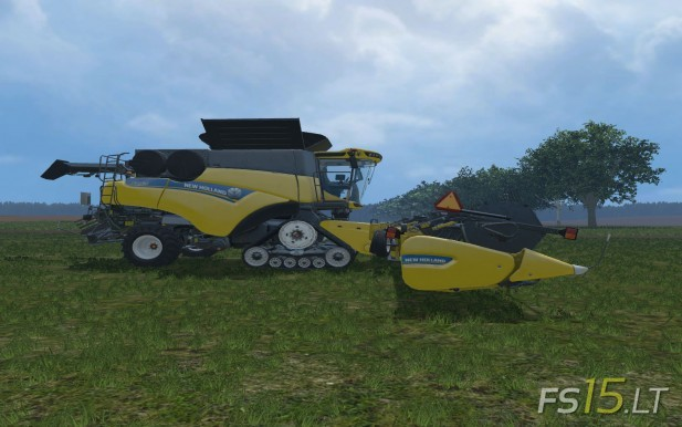 New Holland CR 1090