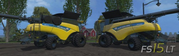 New Holland Multifruit