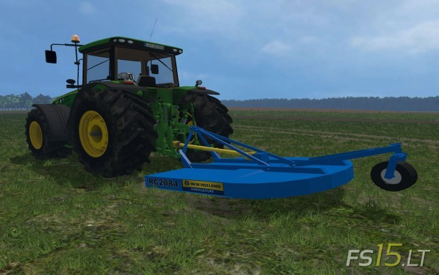 New Holland RC2084