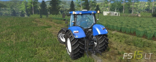 New Holland T6 (2)