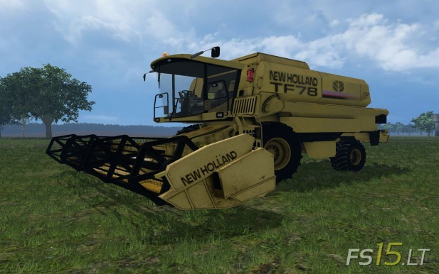 New Holland TF 78