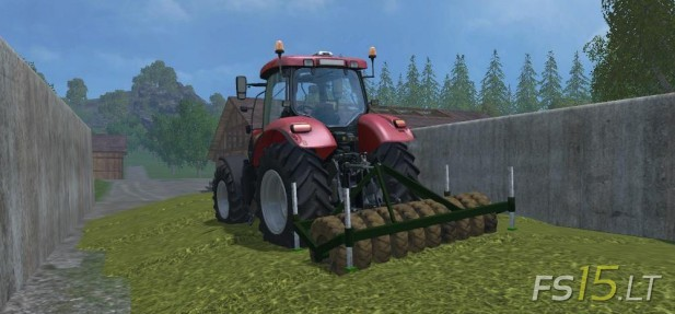 Silage Compactor