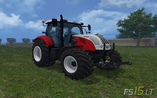 Steyr 6160 CVT