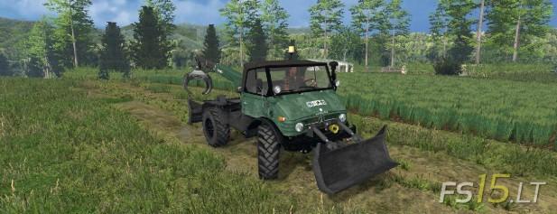 Unimog Forest (1)