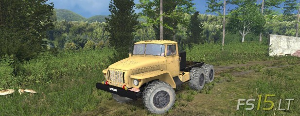 Ural 4320 6x6 (1)