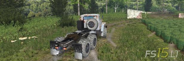 Ural 4320 Rusty (2)