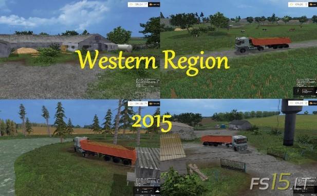 Western Region 2015