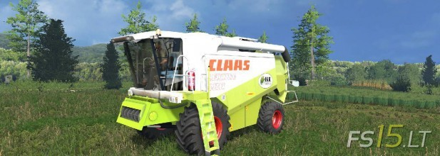 Claas Lexion 480 (1)