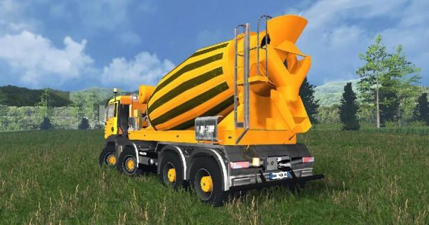 Concrete Mixer (2)