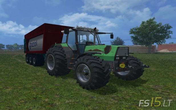 Deutz Agrostar 6.61