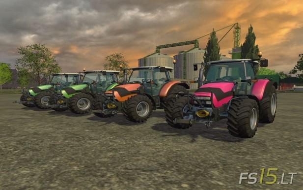 Deutz Agrotron K420 Pack