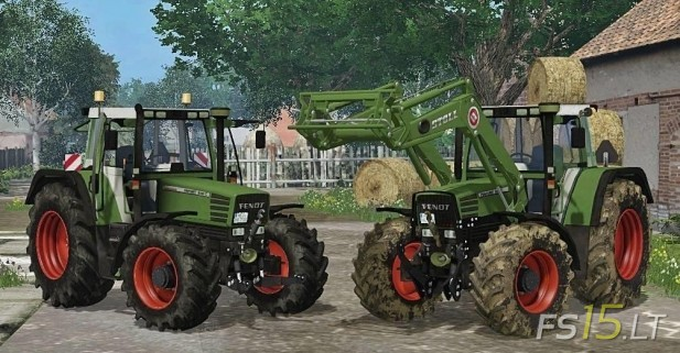 Fendt Favorit 512-515