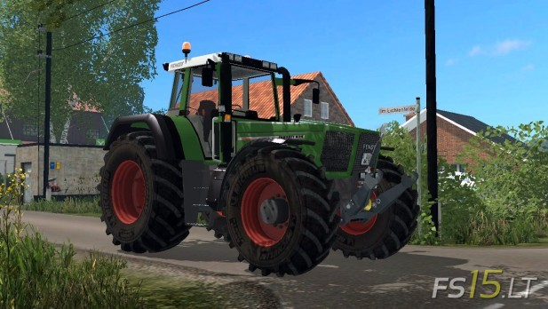 Fendt Favorit 824 Turbo Shift
