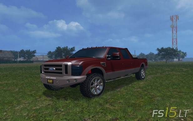 Ford F 250 King Ranch