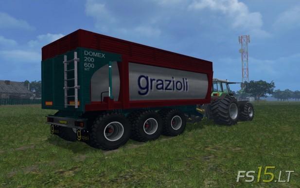 Grazioli Domex 200-6