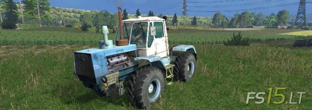HTZ Т-150K (1)