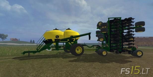 John Deere Air Seeder