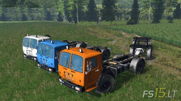 KAZ and Trailers Modules Pack (1)