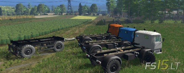 KAZ and Trailers Modules Pack (2)