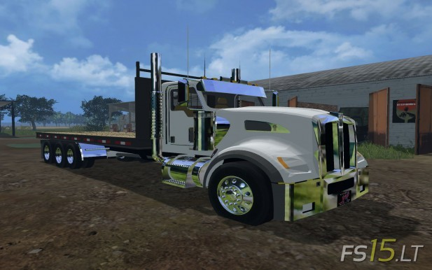 Kenworth Flatbed