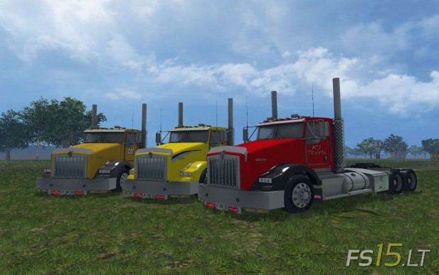 Kenworth T800 Pack (1)
