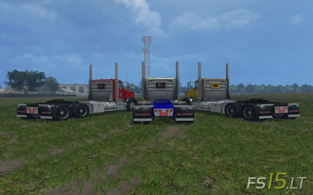 Kenworth T800 Pack (2)