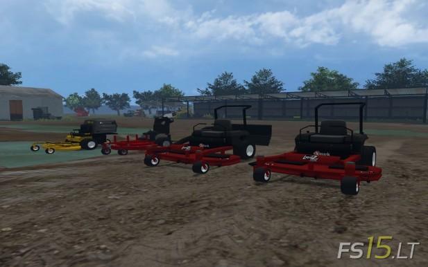 Lawn Mowers Pack