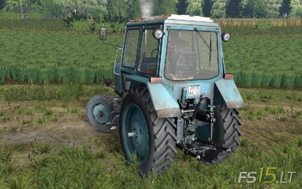 MTZ 80 Blue (2)