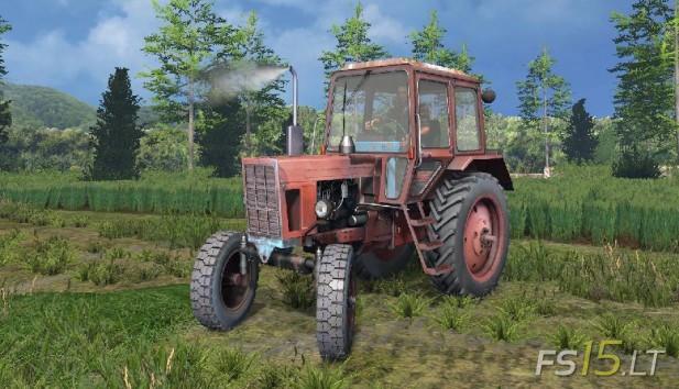 MTZ 80 Red (1)