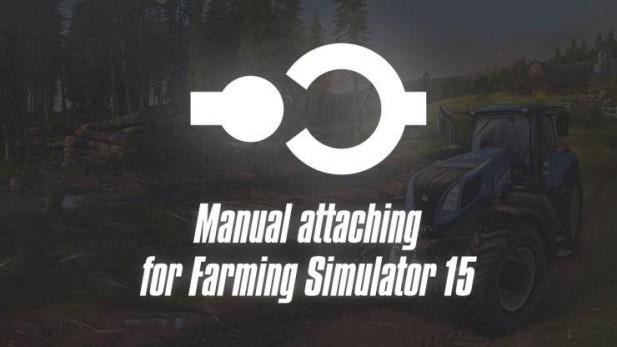 Manual Attaching